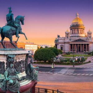 St Petersburg wycieczka objazdowa, wycieczki dla seniorów